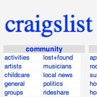 You Can Make Money With Craigslist