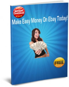 Make Easy Money On Ebay Today Small Cover